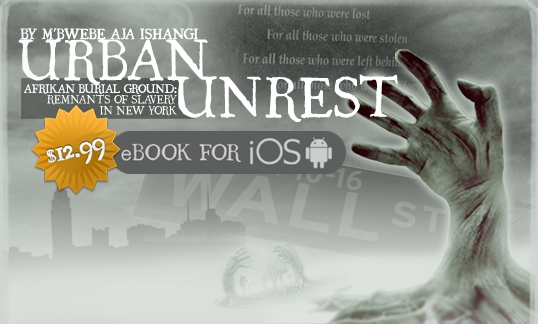 eBook: Urban Unrest - Remnants of Slavery in New York